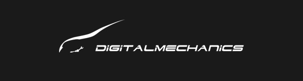 Digital Mechanics Brand Identity