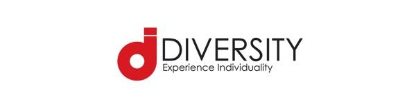 Diversity Logo Advertising, Branding