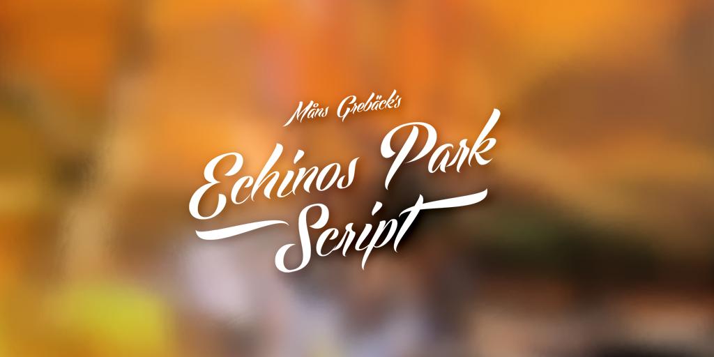Echinos Park Script