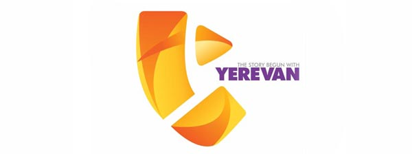 Yerevan City Tourism Logo